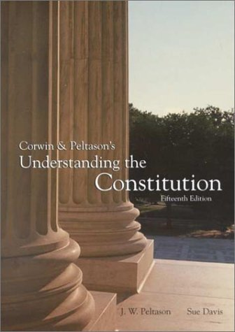 9780155071926: Understanding the Constitution