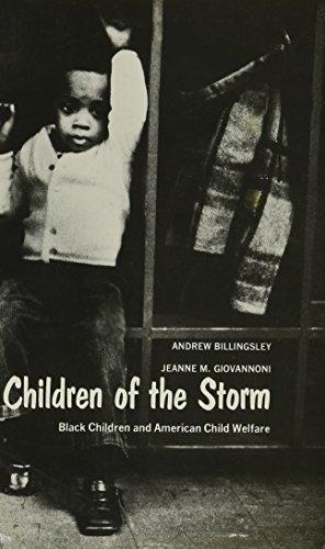 Children of the Storm : Black Children: Jeanne M. Giovannoni;