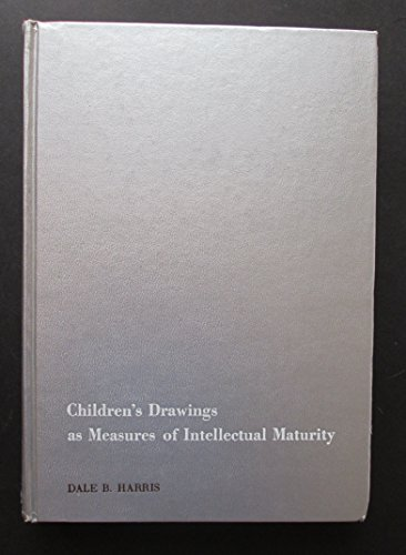 9780155073005: Children's Drawings as Measures of Intellectual Maturity