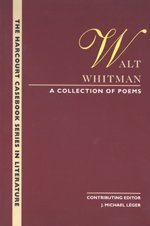 9780155074729: The Wadsworth Casebook Series for Reading, Research and Writing: Collection of Walt Whitman (Harcourt Brace Casebook Series in Literature)