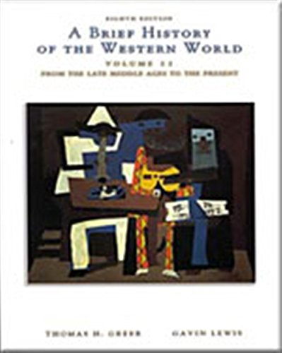 9780155076839: Classics of Western Thought Series: Middle Ages, Renaissance and Reformation, Volume II (Volume 2)