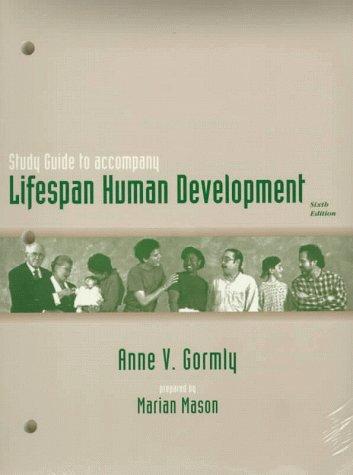 9780155076884: Life Span Human Development