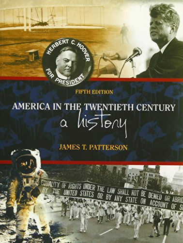9780155078604: America in the Twentieth Century: A History