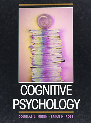 9780155078727: Cognitive Psychology