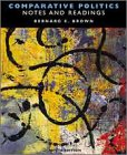 9780155078857: Comparative Politics: Notes and Readings