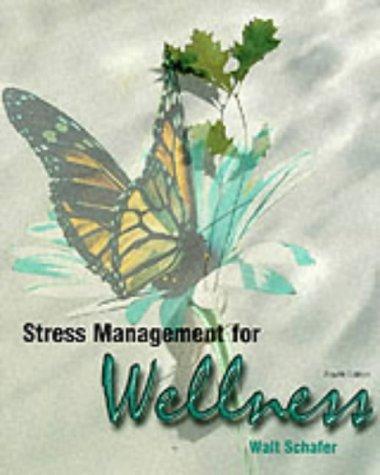 9780155079434: Stress Management for Wellness
