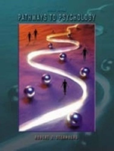 9780155080478: Pathways to Psychology