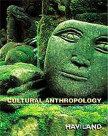9780155082434: Cultural Anthropology (Case Studies in Cultural Anthropology)