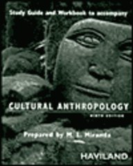 9780155082687: Study Guide for Cultural Anthropology, 9th