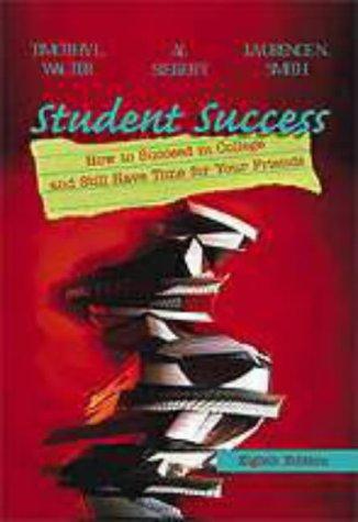 9780155082786: Student Success