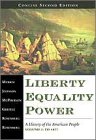 9780155082830: Liberty, Equality, Power - Concise Second Edition, Volume I