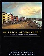 9780155082939: America Interpreted