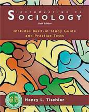 9780155082977: INTRODUCTION TO SOCIOLOGY 6/E