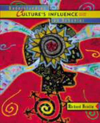9780155083400: Understanding Culture's Influence on Behavior (Psy 399 Introduction to Multicultural Psychology)