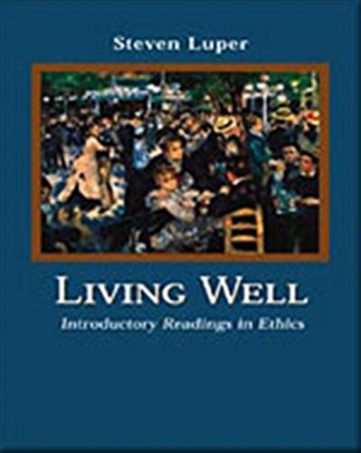 9780155084599: Living Well: Introductory Readings in Ethics