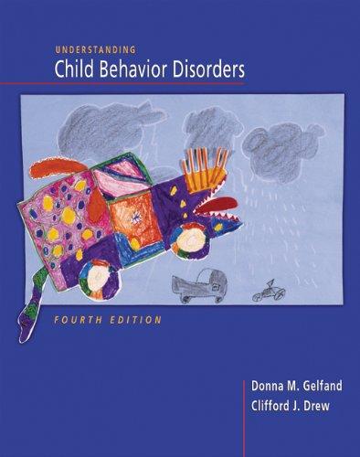 9780155084803: Understanding Child Behavioral Disorders