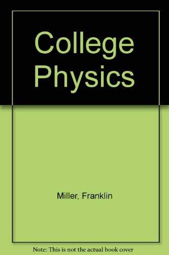 9780155117327: College Physics