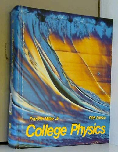 9780155117433: College Physics