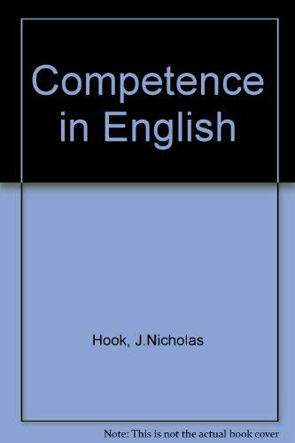 9780155124264: Competence in English: A Fresh Look at the Basics, With Diagnostic and Mastery Tests