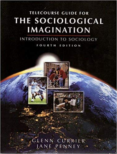 Sociological Imagination: Jane Penney Glenncurrier