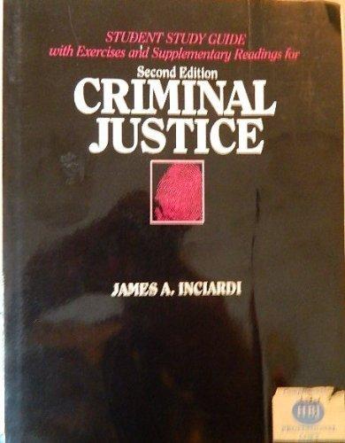 9780155161030: Criminal Justice