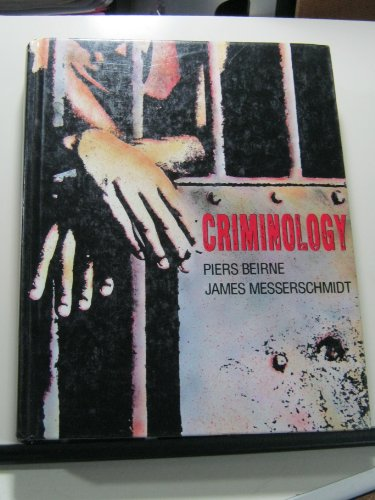 9780155161221: Criminology: An Introduction