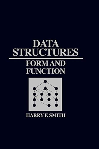 9780155168206: Data Structures: Form and Function