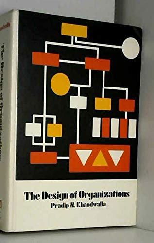 9780155173668: Design of Organizations