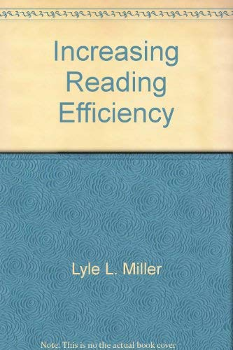 9780155176690: Increasing Reading Efficiency