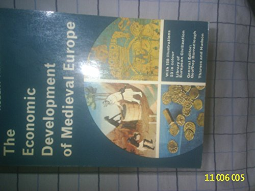 9780155187801: The Economic Development of Medieval Europe