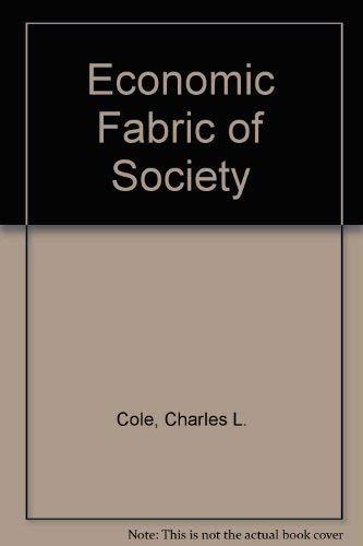 9780155187900: Economic Fabric of Society