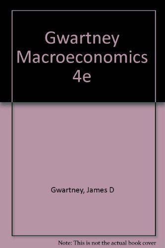 9780155188815: MacRoeconomics: Private and Public Choice