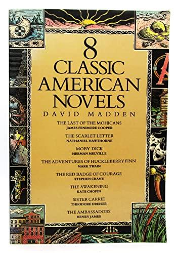 9780155209268: Madden Eight Classc Americn Novels
