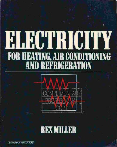 9780155209473: Electricity for Heating, Air Conditioning and Refrigeration