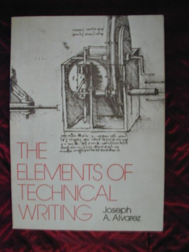 9780155221604: Elements of Technical Writing
