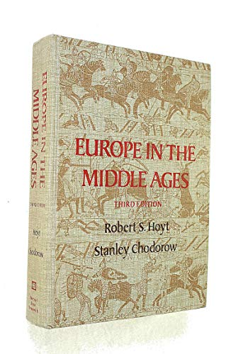 9780155247123: Europe in the Middle Ages
