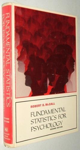 9780155294134: Fundamental Statistics for Psychology