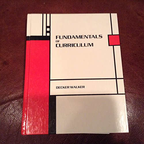 9780155294349: Fundamentals of Curriculum