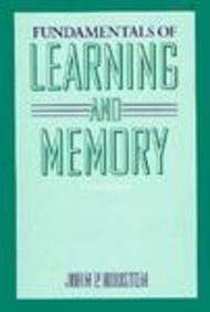 9780155294455: Fundamentals of Learning and Memory