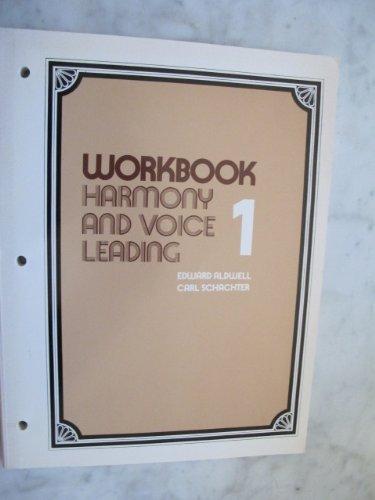 9780155315167: Harmony and Voice Leading Workbook