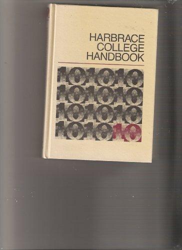 9780155318519: Hodges Et Al Harbrace College Handbook - 10th Edition