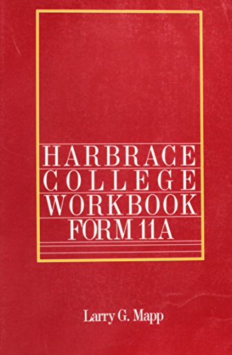 Harbrace College Handbook: Mary E. Whitten;