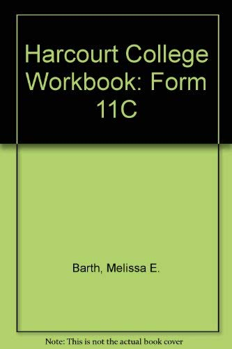 Harbrace College Handbook: Winifred B. Horner;