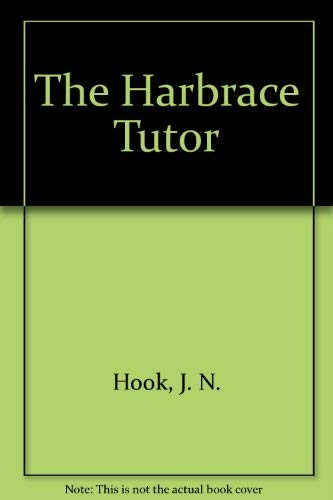 9780155318731: The Harbrace Tutor