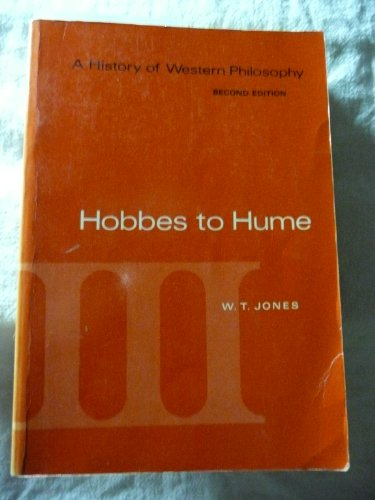 9780155383142: A History of Western Philosophy: Hobbes to Hume, Volume III (v. 3)