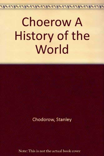 9780155383302: A History of the World