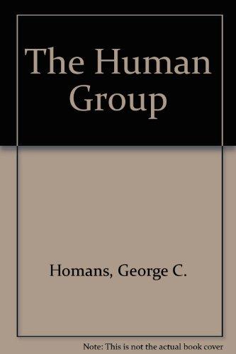 9780155403741: The Human Group