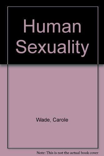 9780155404304: Human Sexuality