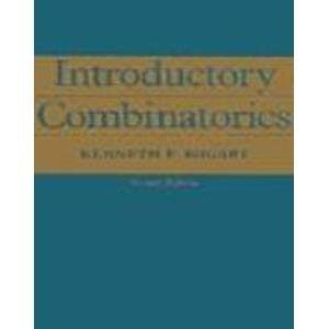 9780155415768: Introductory Combinatorics