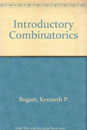 9780155415775: Introductory Combinatorics